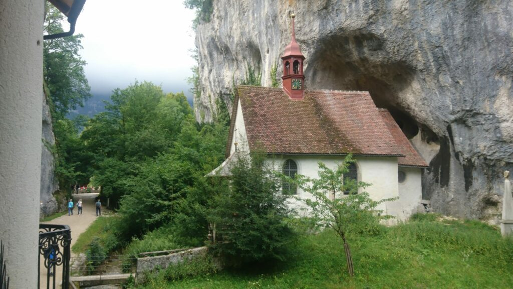 Kapelle St. Verena - 01.08.2021