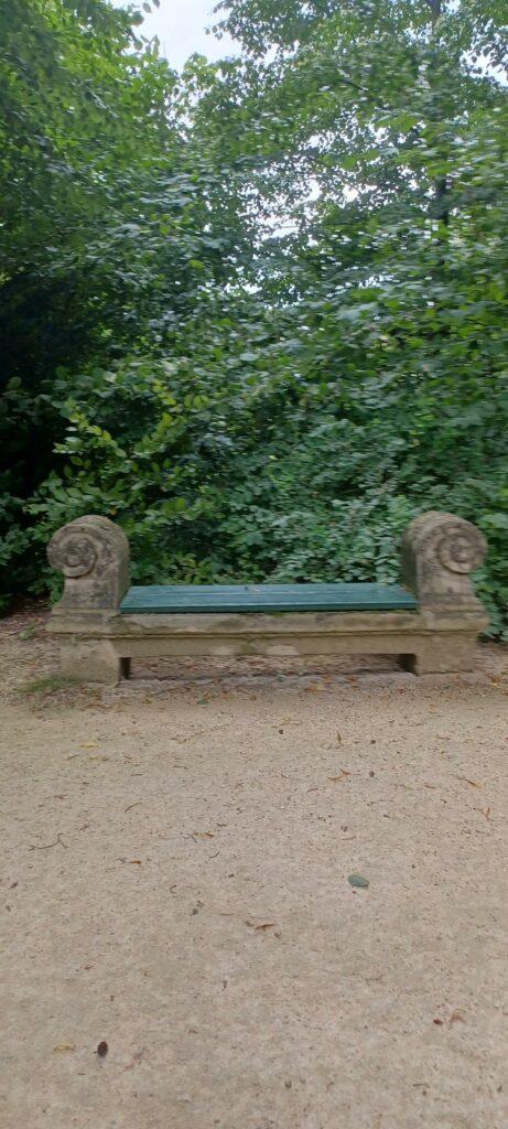 Stilvolles Sitzbänkli - 25.09.2021