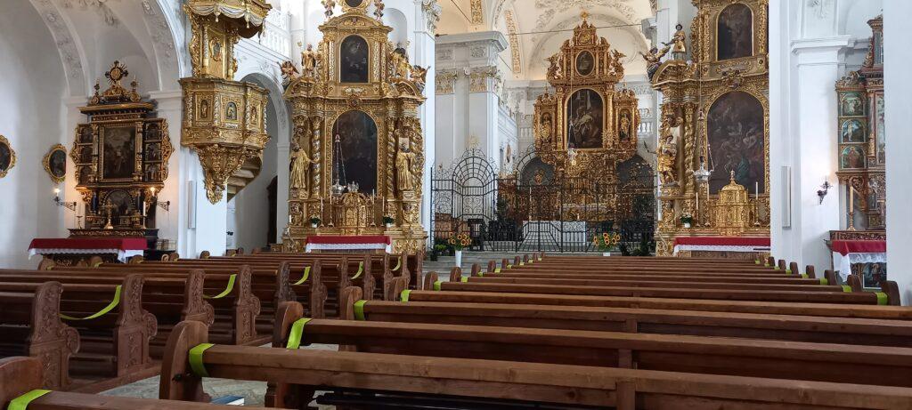 Klosterkirche Disentis - 22.08.2021