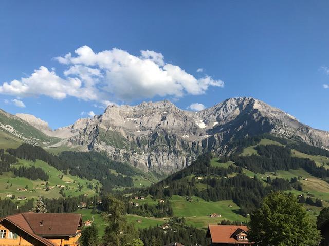 Adieu wunderschöne Bergwelt - 15.08.2021