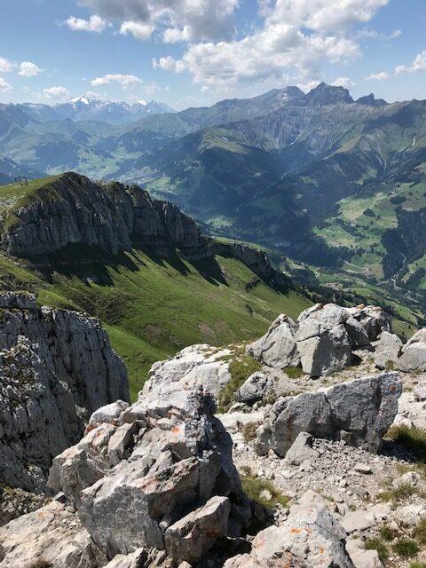 Bergwanderweg - Adelboden 2021