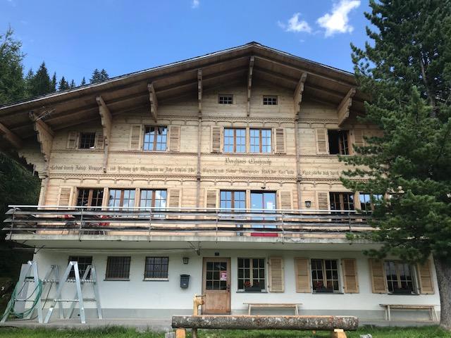 Ferienhaus - Adelboden 2021
