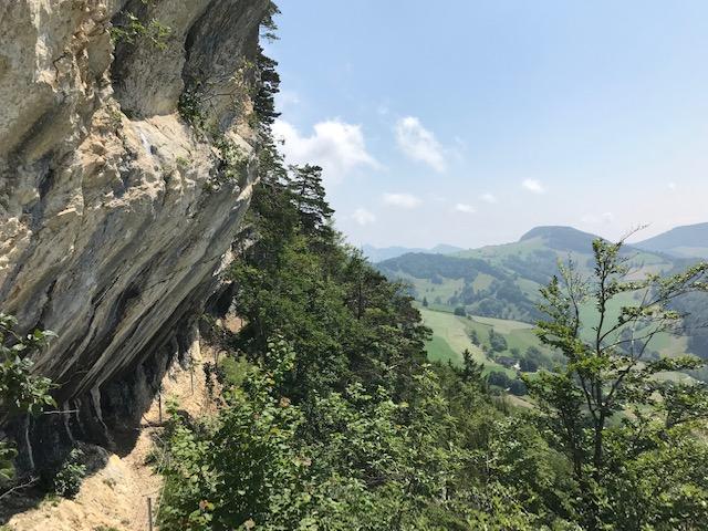 felsige Jurahöhen - 20.07.2021
