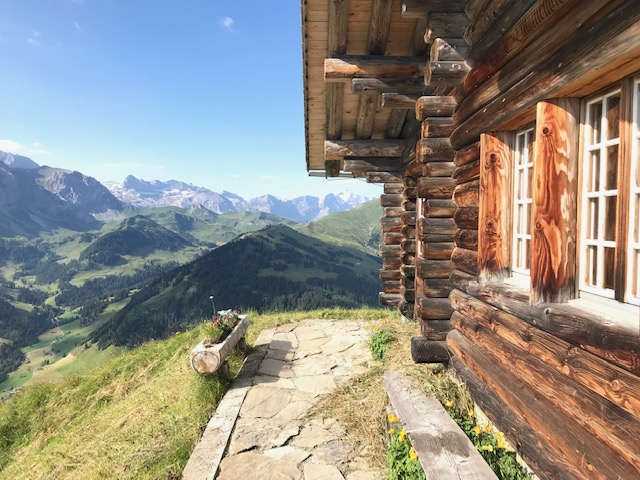 Alphüttli Region Hahnenmoos - 13.08.2021
