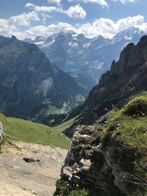 herrliche Bergwelt - Adelboden 2021
