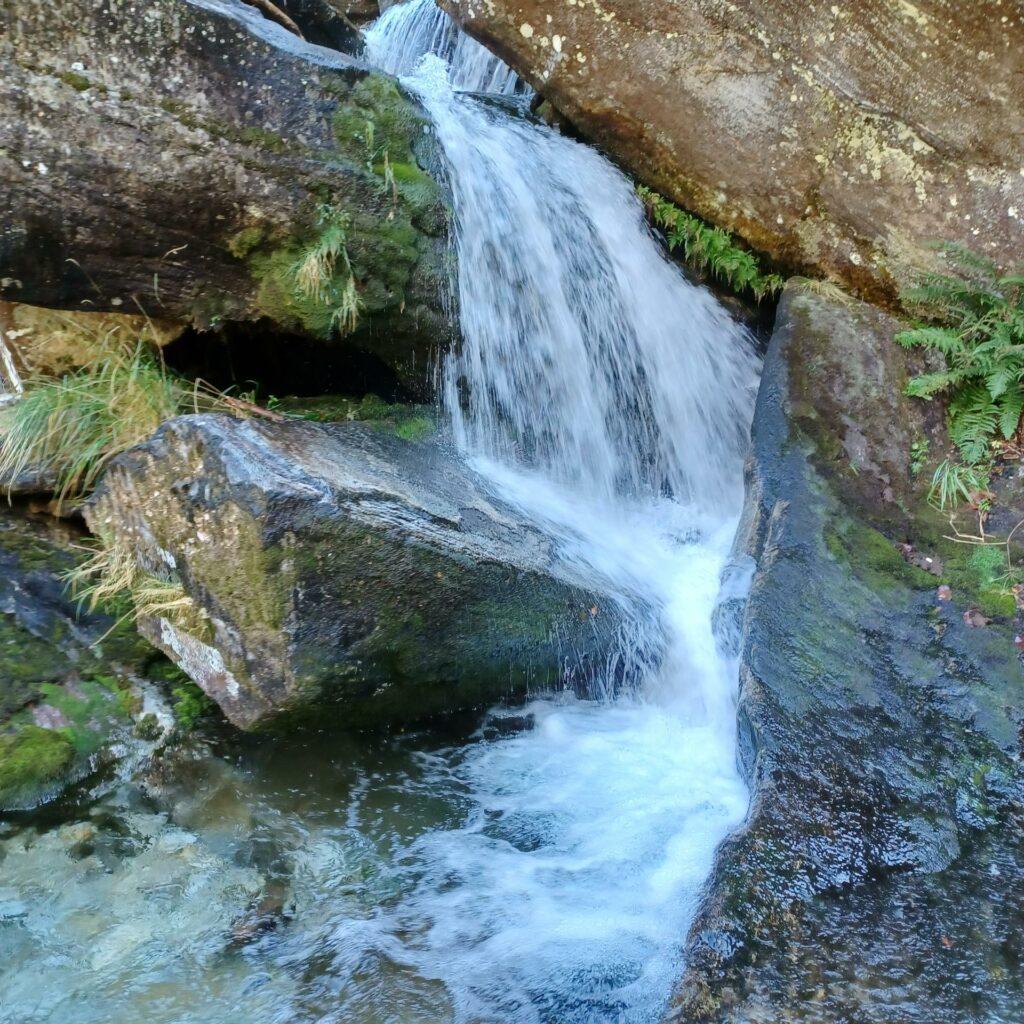 tosender Wasserfall - 11.09.2021