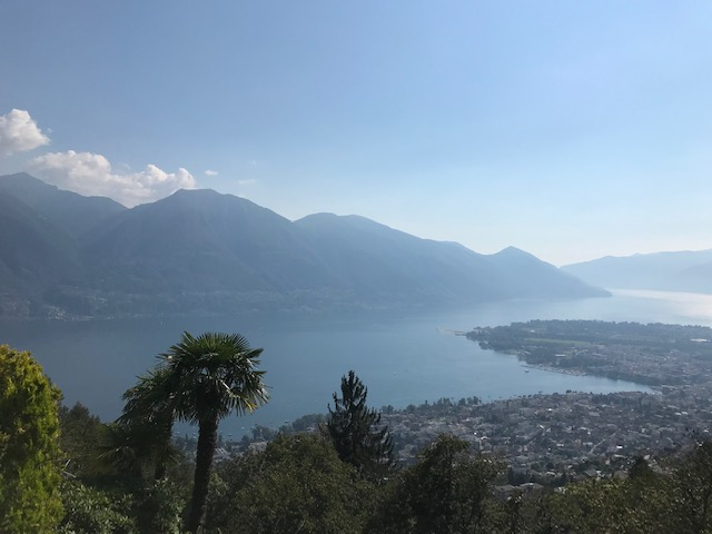 Locarno by day - 12.09.2021