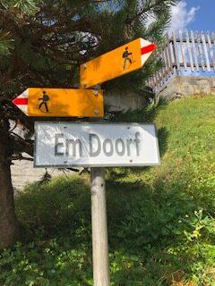 "zurück ""Em Doorf"" 13.09.2021"