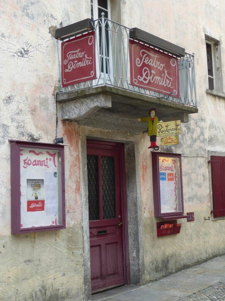 Teatro Dimitri in Verscio - 14.09.2021