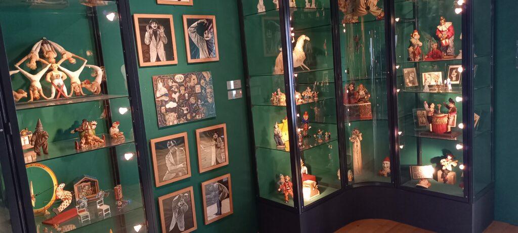 ..... im Museum Dimitri -14.09.2021