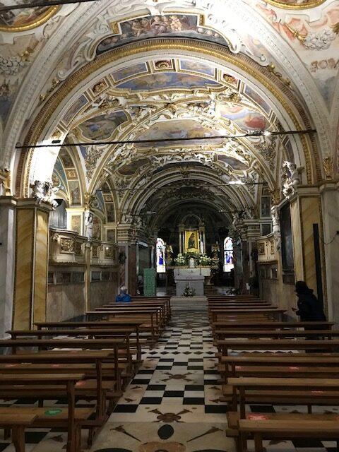 Kirchenraum..... 15.09.2021