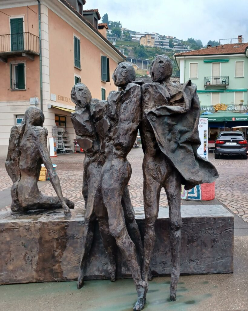 Kunst in Ascona - 15.09.2021