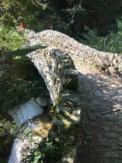 Konstruktion Römerbrücke - 17.09.2021